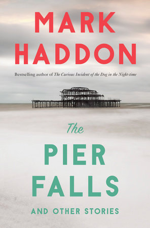 The cover of the book The Pier Falls