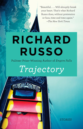The cover of the book Trajectory