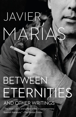The cover of the book Between Eternities