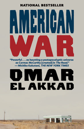The cover of the book American War