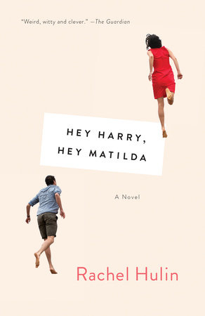 The cover of the book Hey Harry, Hey Matilda