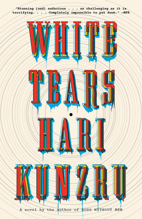 The cover of the book White Tears