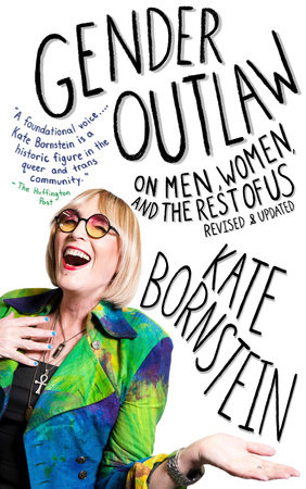 Gender Outlaw Book Cover Picture