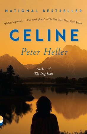 The cover of the book Celine