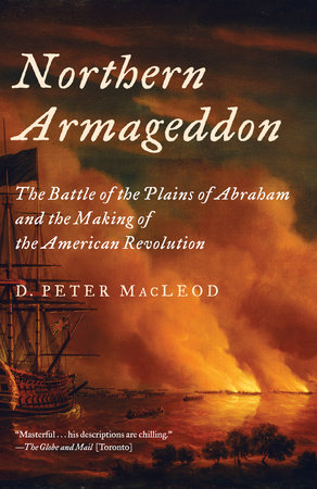 Northern Armageddon by D. Peter MacLeod