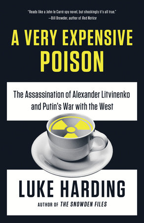 The cover of the book A Very Expensive Poison