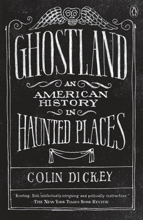 The cover of the book Ghostland