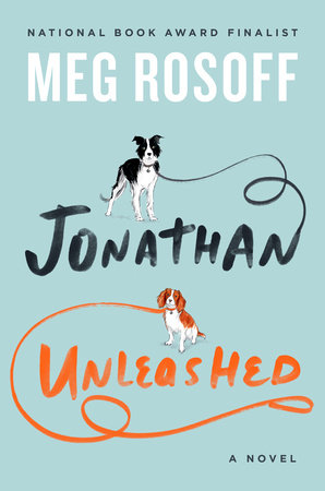Jonathan Unleashed Book Cover Picture
