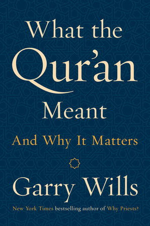 The cover of the book What the Qur'an Meant
