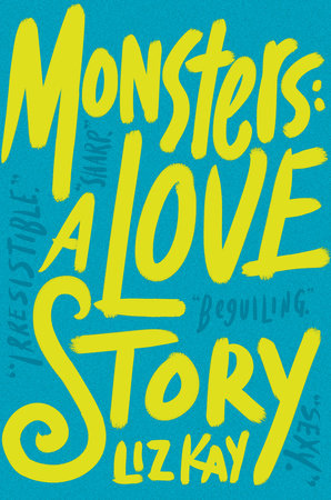 Monsters: A Love Story Book Cover Picture