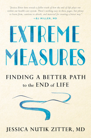 The cover of the book Extreme Measures