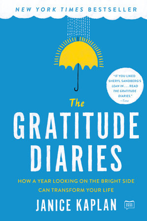 The Gratitude Diaries Book Cover Picture
