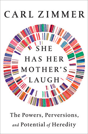 The cover of the book She Has Her Mother's Laugh