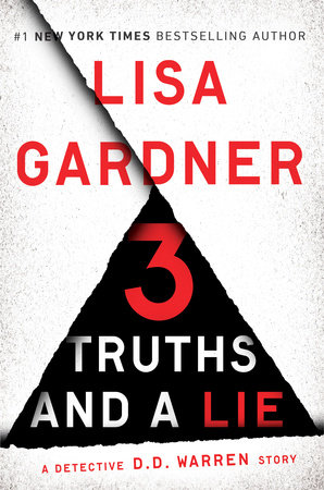 3 Truths and a Lie by Lisa Gardner