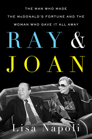 Ray & Joan Book Cover Picture