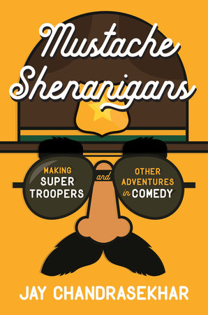 The cover of the book Mustache Shenanigans
