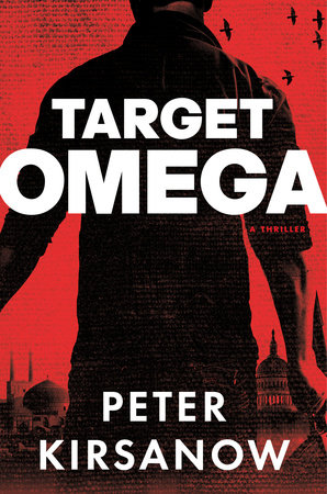 The cover of the book Target Omega
