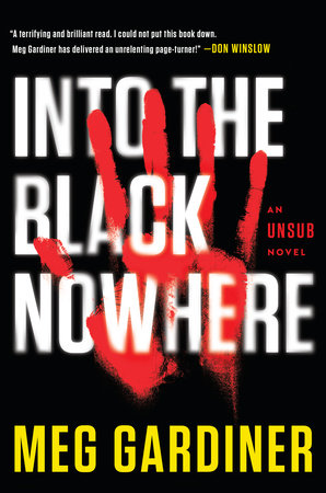 The cover of the book Into the Black Nowhere