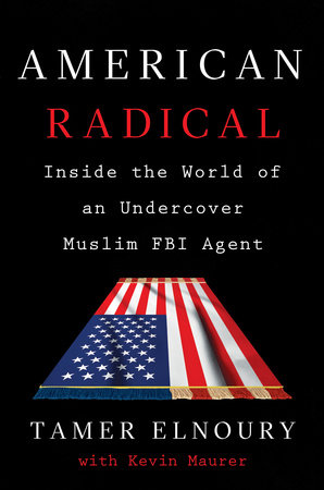 The cover of the book American Radical
