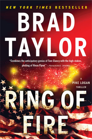 The cover of the book Ring of Fire