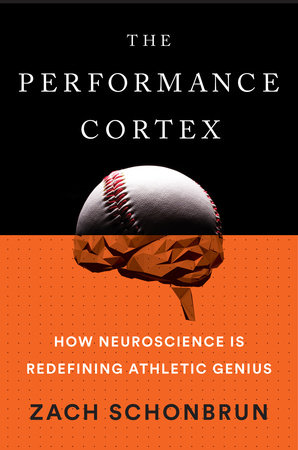 The cover of the book The Performance Cortex