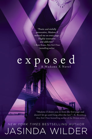 Exposed Book Cover Picture