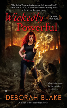 Wickedly Powerful by Deborah Blake