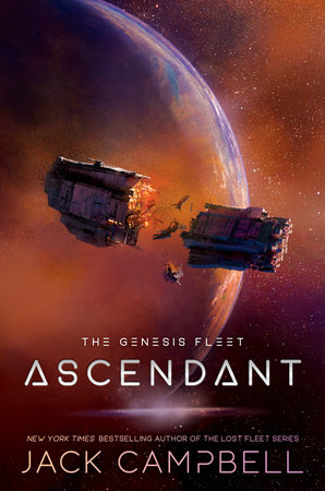 The cover of the book Ascendant