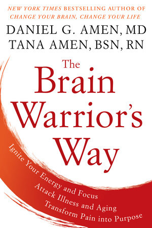 The cover of the book The Brain Warrior's Way