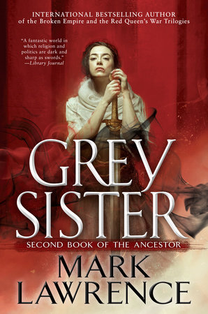 The cover of the book Grey Sister