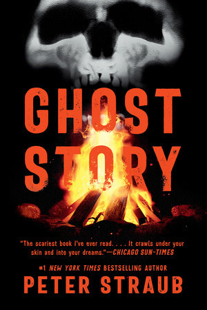 The cover of the book Ghost Story