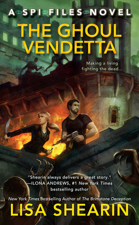 The Ghoul Vendetta by Lisa Shearin