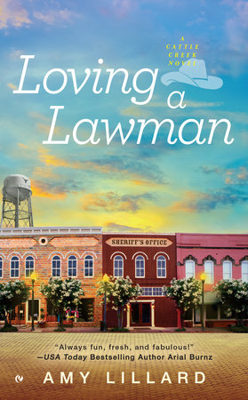 Loving a Lawman by Amy Lillard
