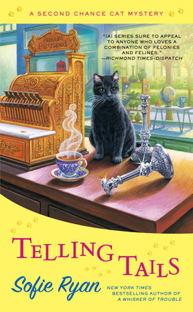 The cover of the book Telling Tails