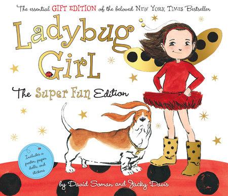Ladybug Girl by Jacky Davis; Illustrated by David Soman