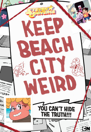 Keep Beach City Weird by Ben Levin and Matt Burnett