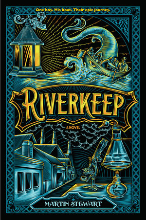 The cover of the book Riverkeep