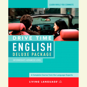 Drive Time English: Intermediate Level