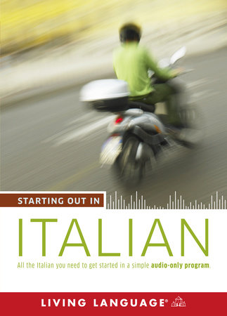 Starting Out in Italian by Living Language