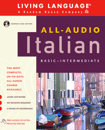 All-Audio Italian by Living Language