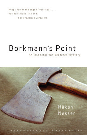 Borkmann's Point by Hakan Nesser