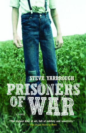 Prisoners of War by Steve Yarbrough