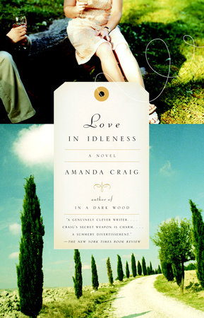 The cover of the book Love in Idleness