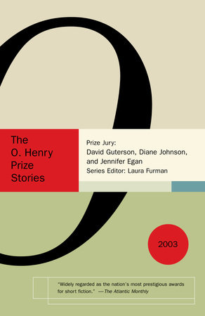 The O. Henry Prize Stories 2003 by