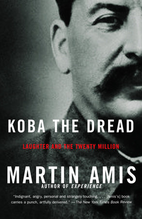 The cover of the book Koba the Dread