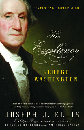 The cover of the book His Excellency