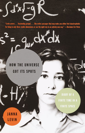 How the Universe Got Its Spots by Janna Levin
