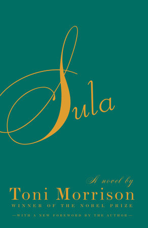 The cover of the book Sula