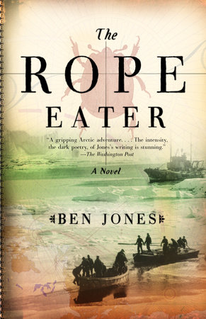 The Rope Eater by Ben Jones