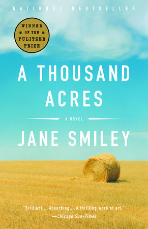 The cover of the book A Thousand Acres